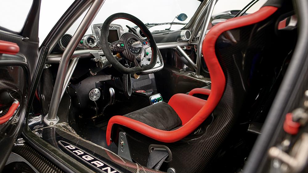 2010 Pagani Zonda R Evolution