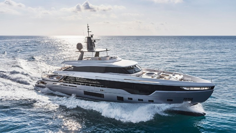 Top Ten Launches at the Cannes Yacht Show