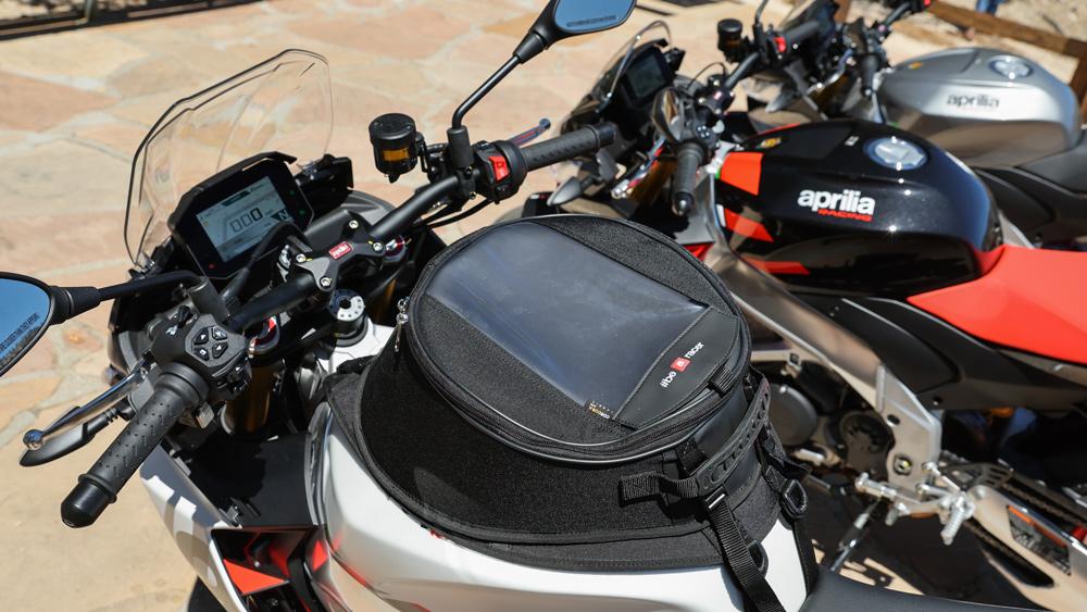 The 2021 Aprilia Tuouno V4 and V4 Factory motorcycles.