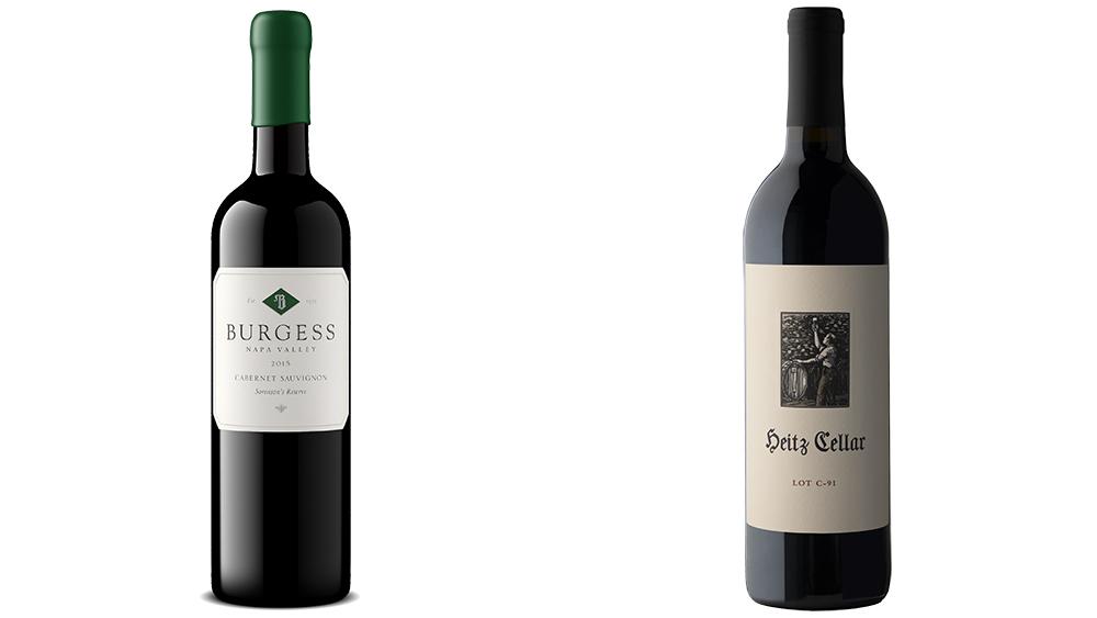 Burgess and Heitz Wines