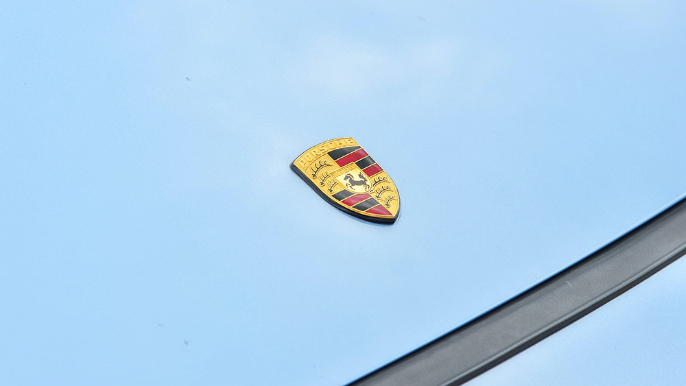 Jenson Button Porsche 911