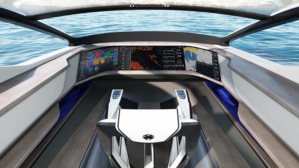 Futur-E Yacht