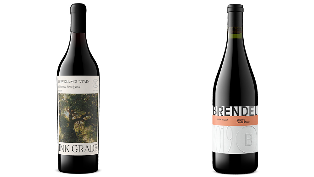 Howell Mountain and Brendel Wines