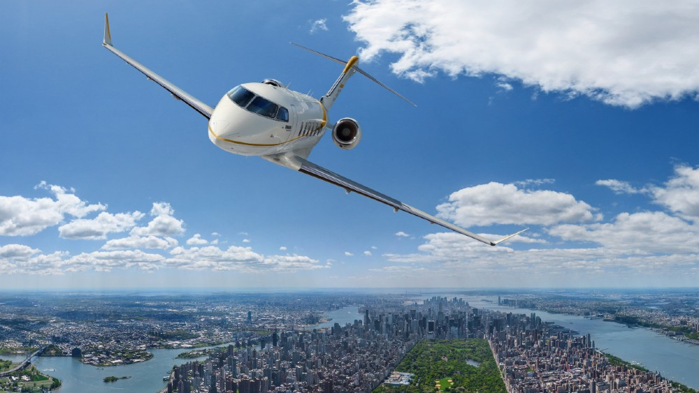 Bombardier announces a preowned certification program for its jets
