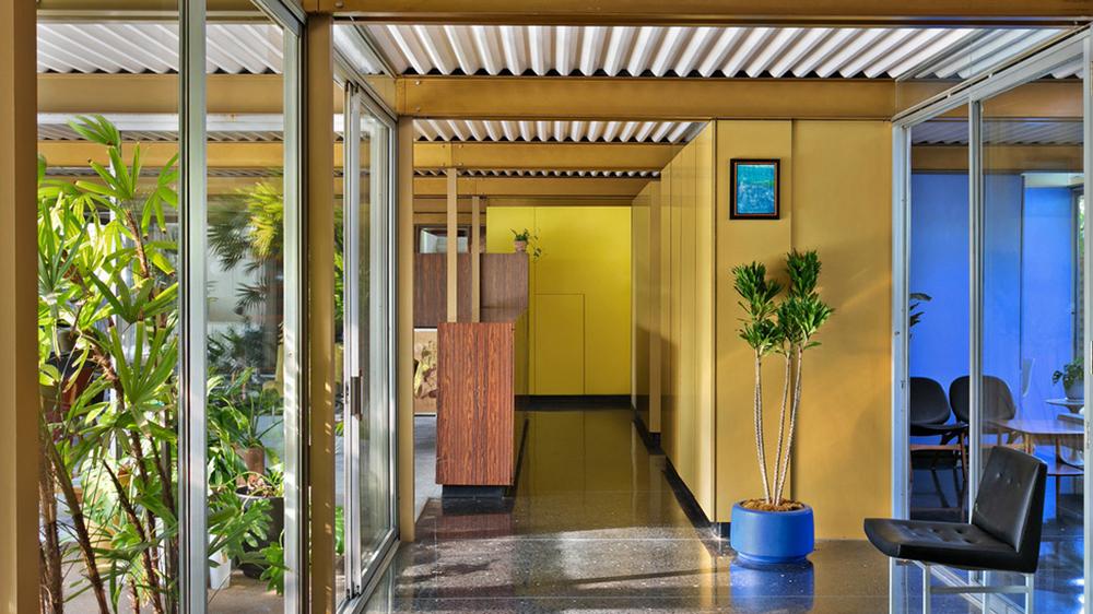 Modernist LA Home