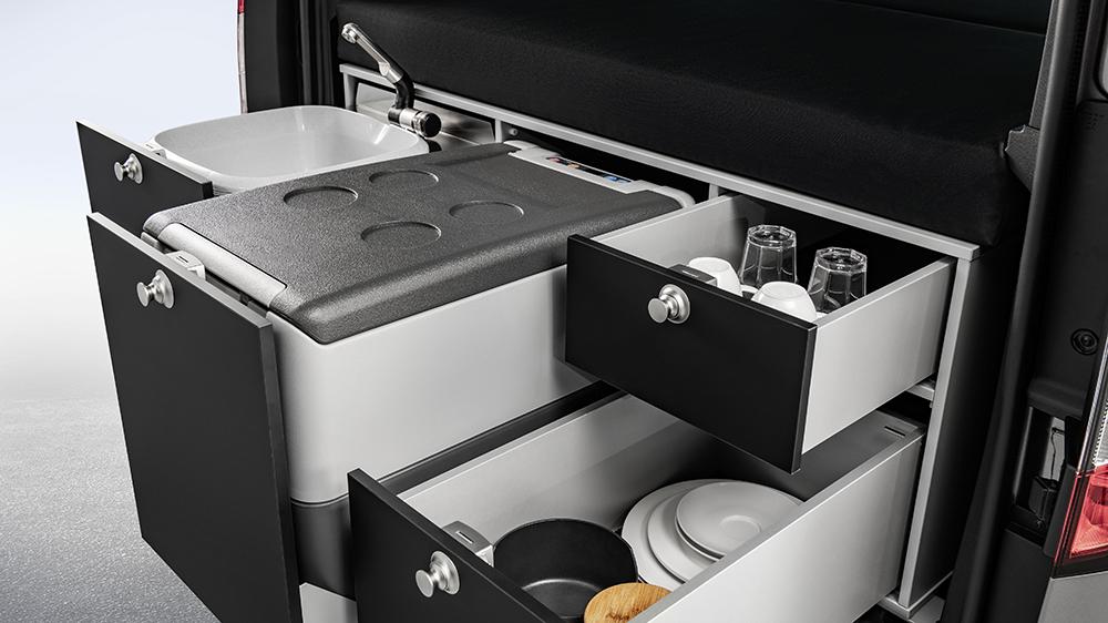 Mercedes-Benz Citan Camper