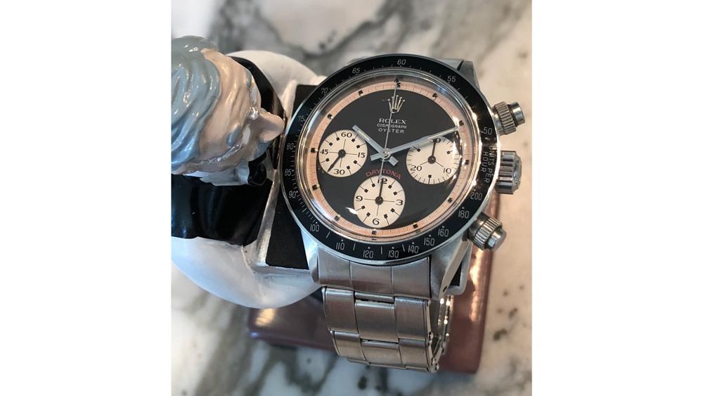Morgan King's Rolex 6240 RCO