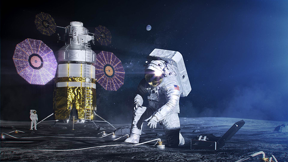 NASA xEMU