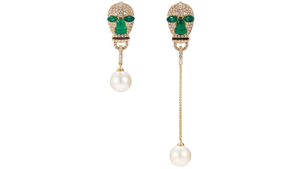NOMOLI Totem Mis-Match Earrings