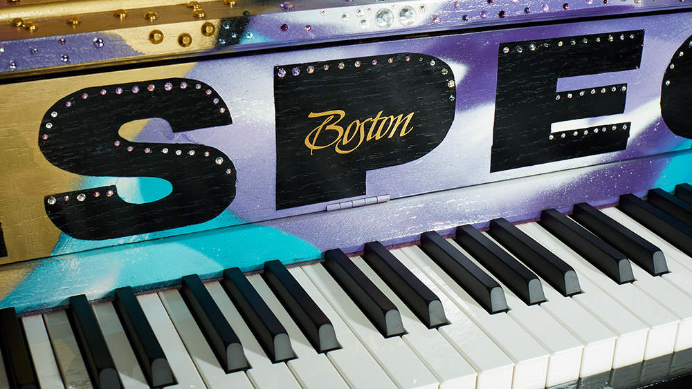Steinway & Sons Respect Piano