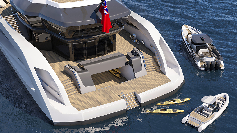 Rex Expedition Yacht