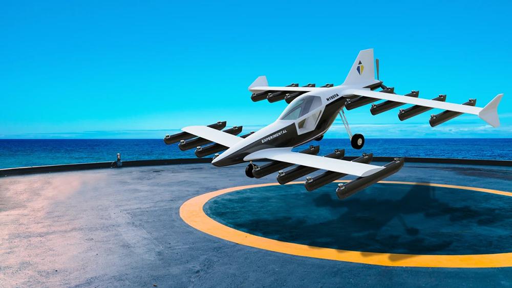 Tetra Aviation Mk-5
