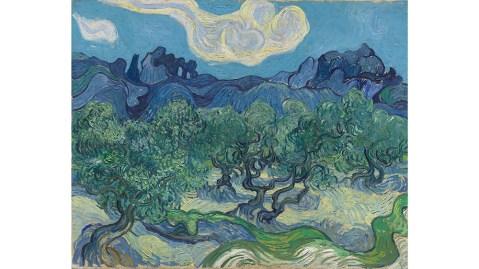Vincent van Gogh Restoration
