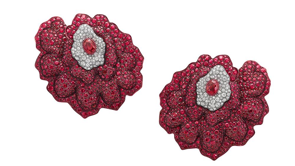 VANLELES Enchanted Garden Earrings