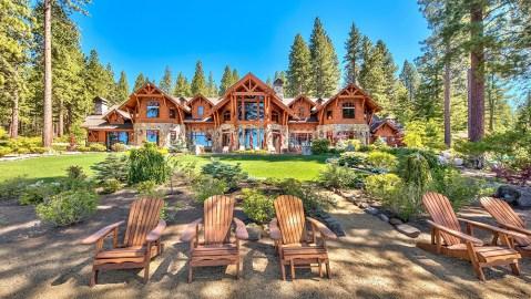 Lake Tahoe compound
