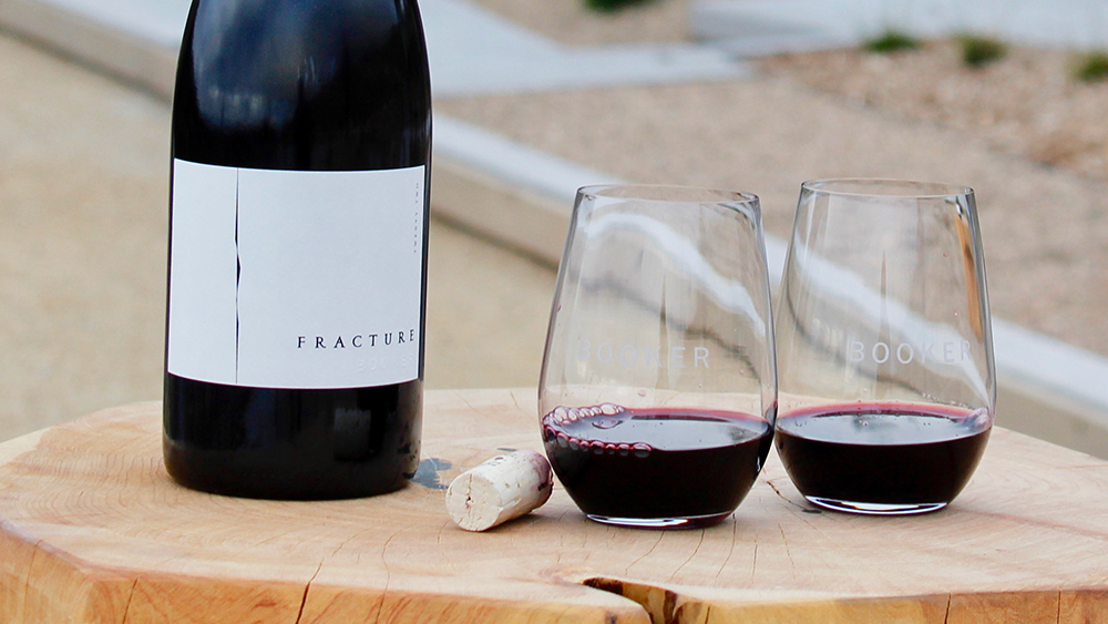 Booker 2018 Fracture Syrah Paso Robles