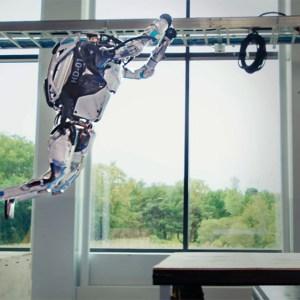 Boston Dynamics's Atlas bipedal robot