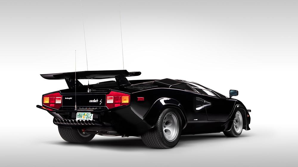 "1979 Lamborghini Countach from ""The Cannonball Run"""