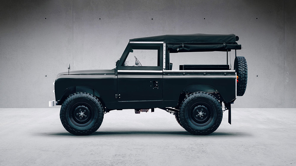 Everatti Automotive Limited Land Rover Series IIA SUV
