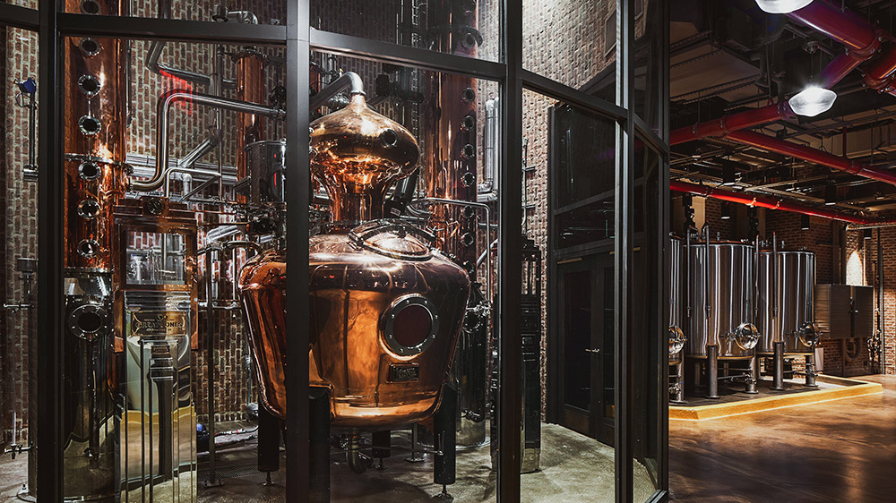 Great Jones Distilling Co.