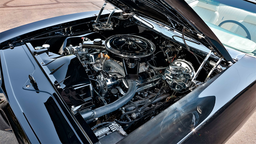 Val Kilmer's old 1969 Pontiac GTO convertible