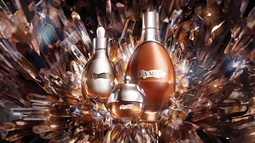 La Mer's extravagant Genaissance collection includes a recently launched $675 night cream.