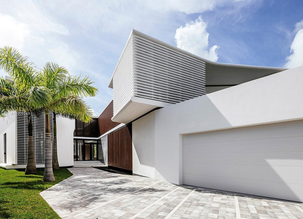Achille Salvagni Miami Mansion