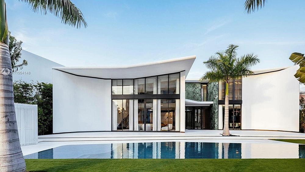 Achille Salvagni House in Miami