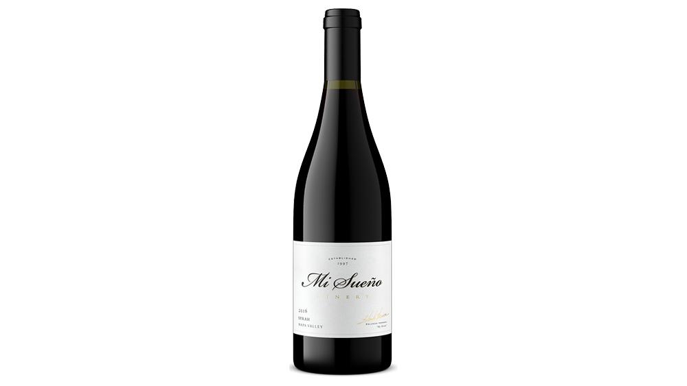 Mi Sueño Winery 2016 Syrah Napa Valley