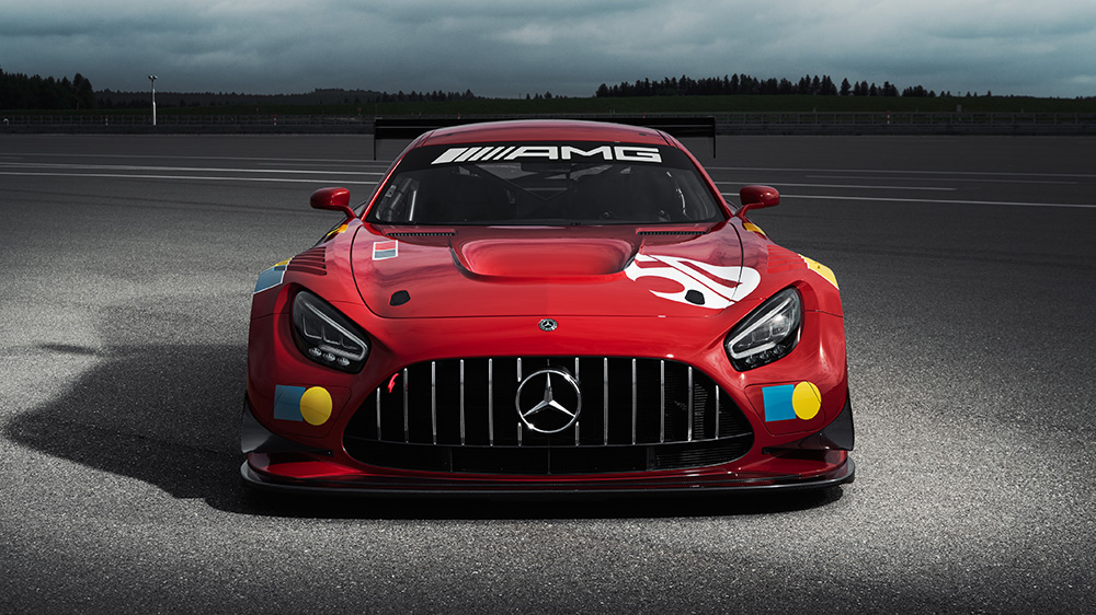 """Mercedes-AMG GT3 """"50 Years Legend of Spa"""" (2020)"""