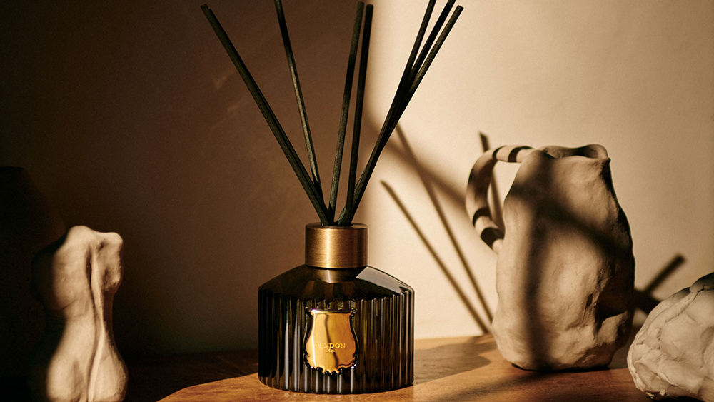Trudon's new line of reed diffusers