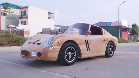 Trương Văn Đạo's Ferrari 250 GTO