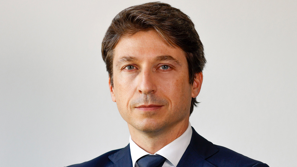 Andrea Baldi, CEO of Lamborghini America.