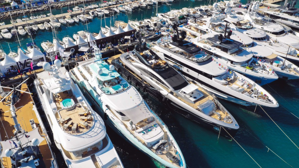 The Monaco Yacht Show returns on September 22 after a year's break