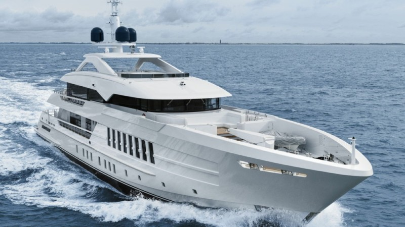 Seven New Superyacht Launches at the Monaco Superyacht Show