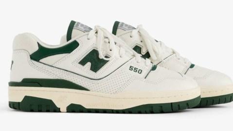 Aime Leon Dore x New Balance 550 Sneakers
