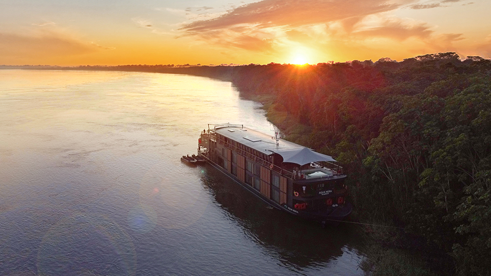 Aqua Nera River Cruise Ship