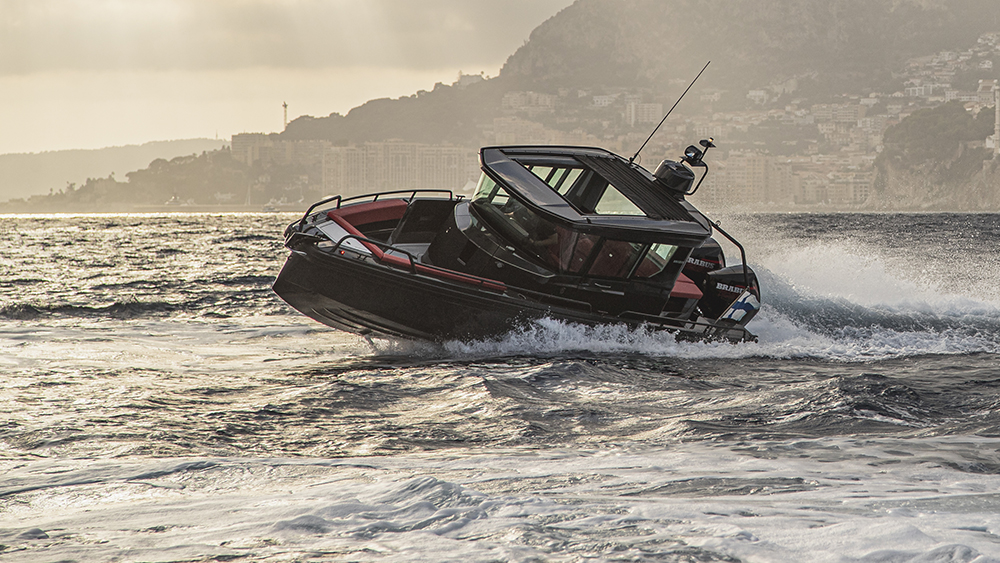 Panerai Submersible S Brabus Black Ops Edition