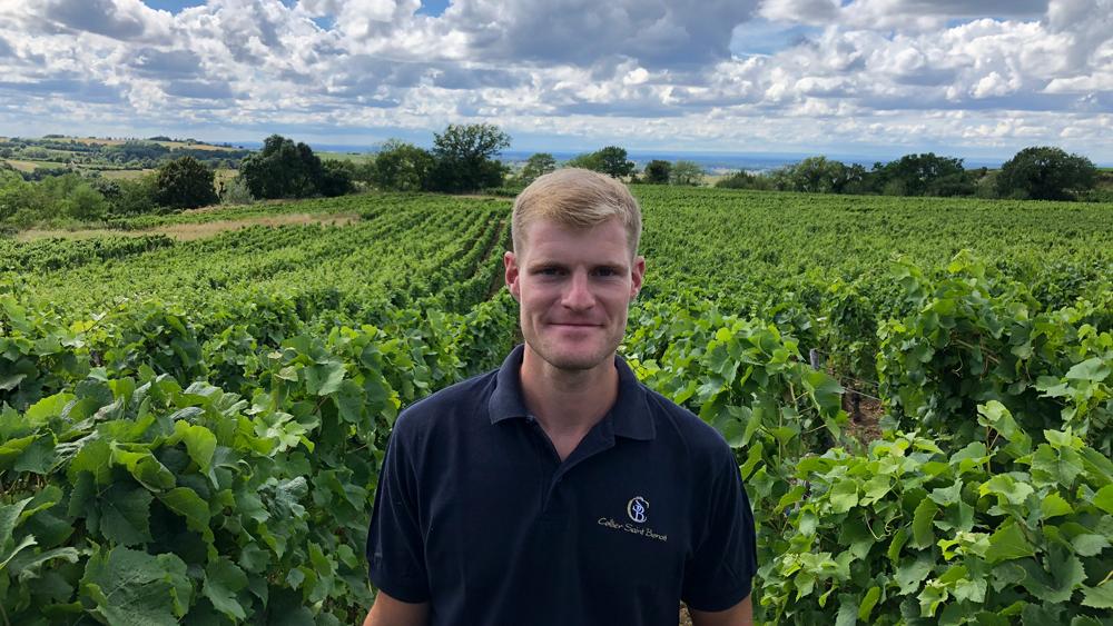 Benjamin Benoit winemaker jura