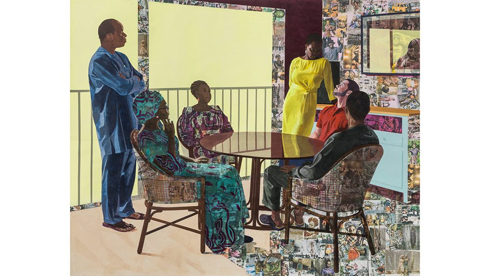 Black Portraits Exhibition at LACMA