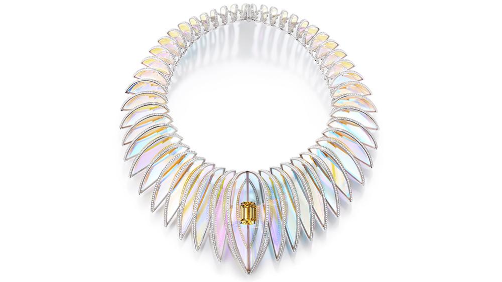 Boucheron Holographique Necklace