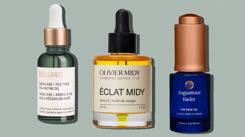 The Best Face Oils for Men in 2021