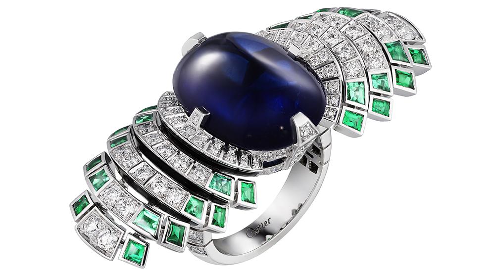 Cartier Parhelia Ring