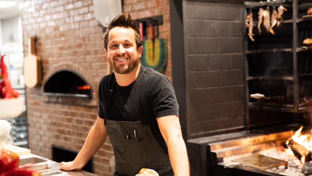 chef danny grant