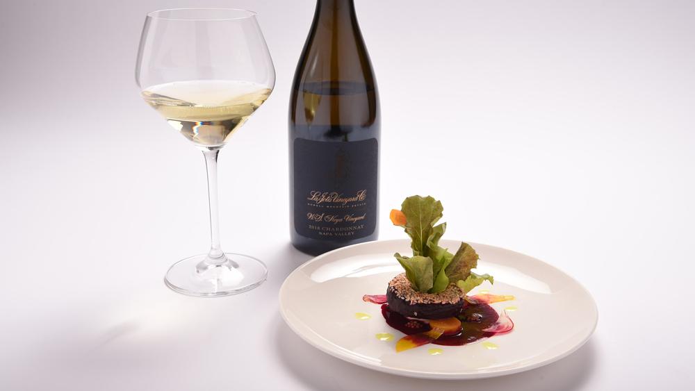 culinary masters beet wine