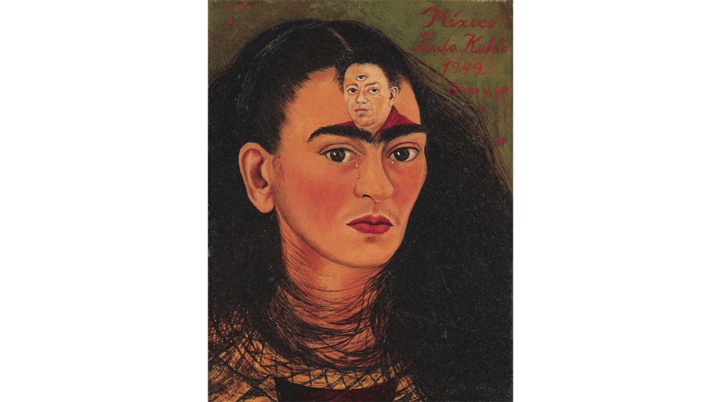 This Frida Kahlo Self-Portrait May Fetch $30 Million at Public sale – Robb Report