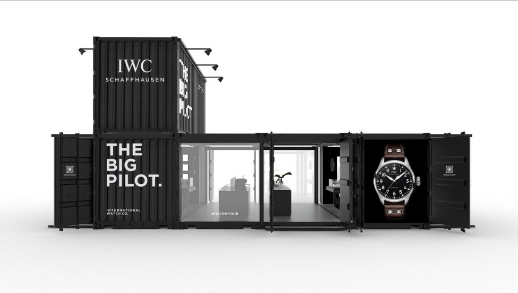 IWC Big Pilot Roadshow