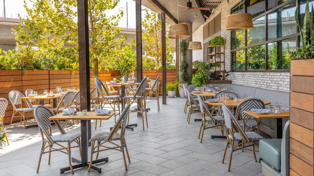 etta restaurant patio los angeles