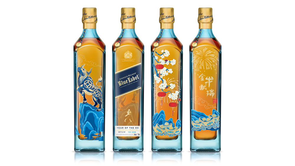 Johnnie Walker Blue Year of the Ox