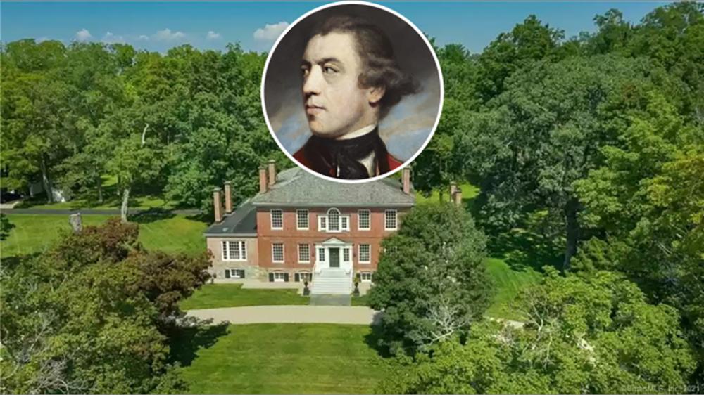 Burgoyne House in Kinderhook